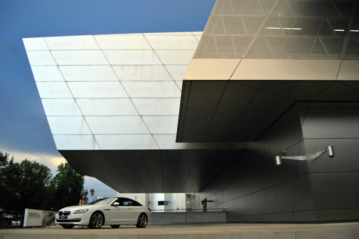BMW a las puertas de BMW Welt Múnich