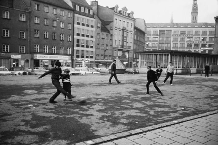 Antes de la reconstrucción.  /SÜDDEUTSCHE ZEITUNG