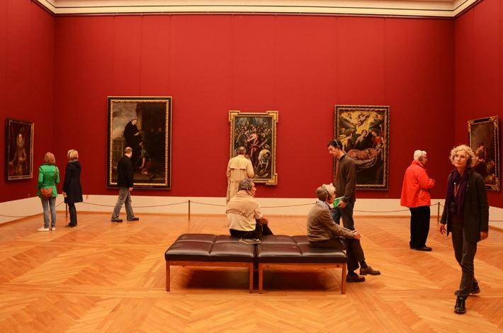 Sala de pintores españoles