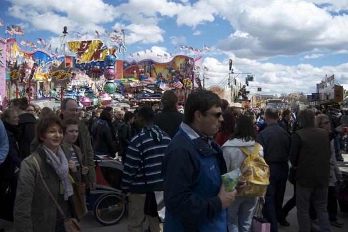 Feria en Frühlingsfest 2012
