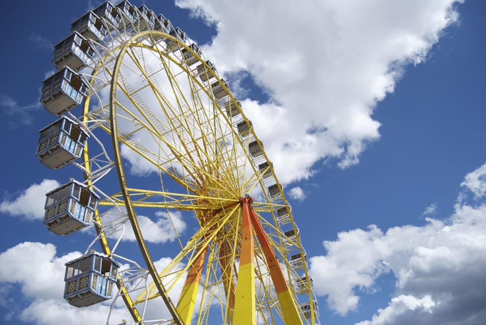 Feria en Frühlingsfest
