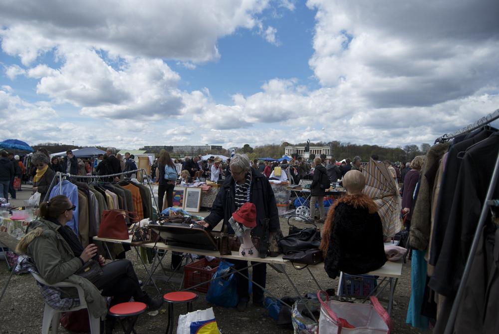 Riesenflohmarkt 2012