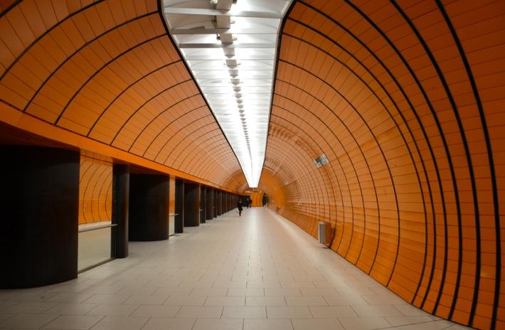 Estación U-Bahn Marienplatz