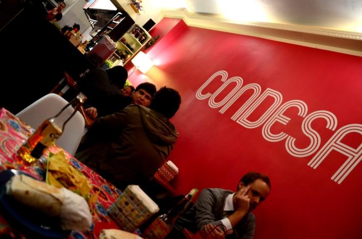 Restaurante Condesa en Múnich