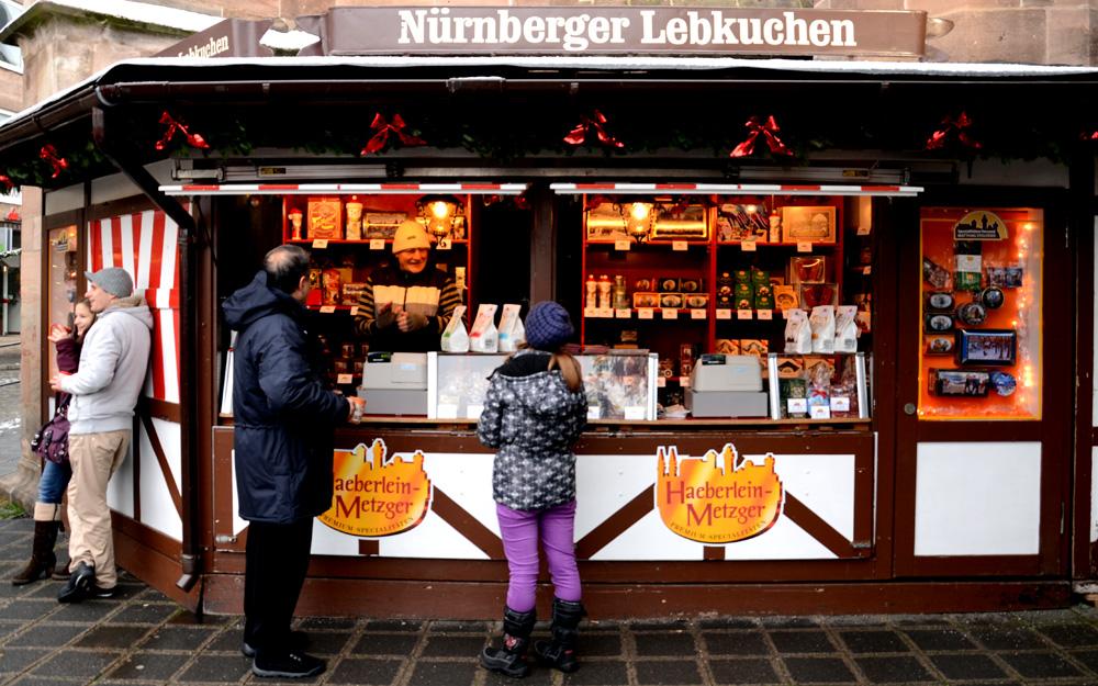 Christkindlmarket en Núremberg