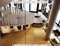 Captura de pantalla de la web del Glockenbach