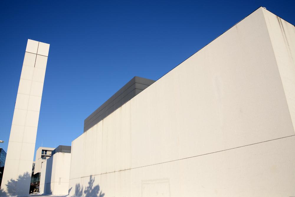 Sankt Florian, vista exterior