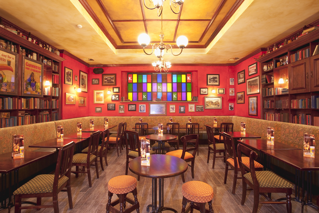 Una docena de bares para tomar una copa muniqueando - Decoracion de bares de copas ...