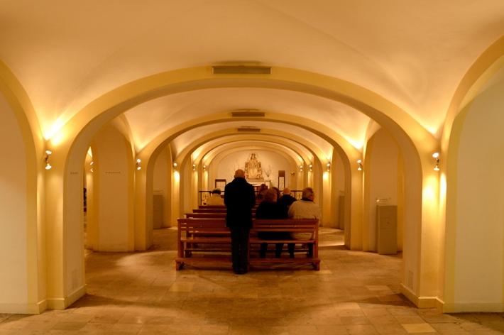 Bürgersaal, planta baja
