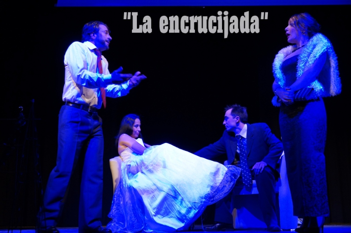 Imagen de 'La encrucijada', de Teatro Subversum