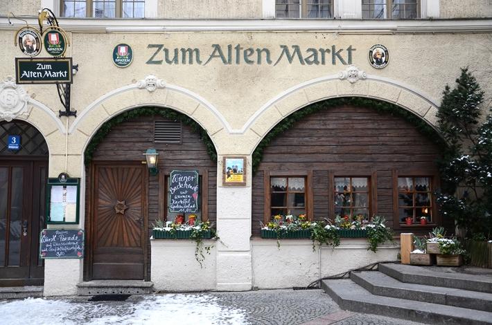 Zum Alten Markt desde la calle