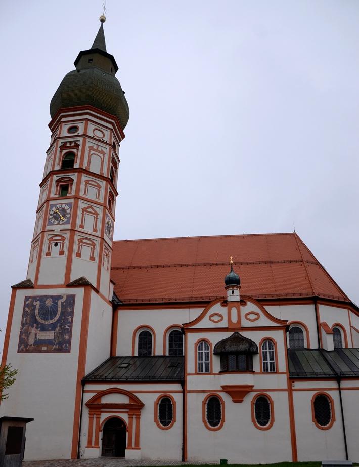 Iglesia del monasterio de Andechs