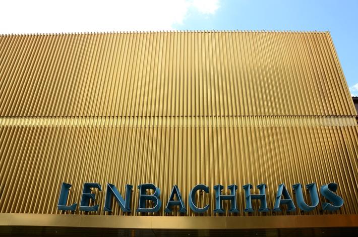 Vista exterior del nuevo edificio de la Lenbachhaus