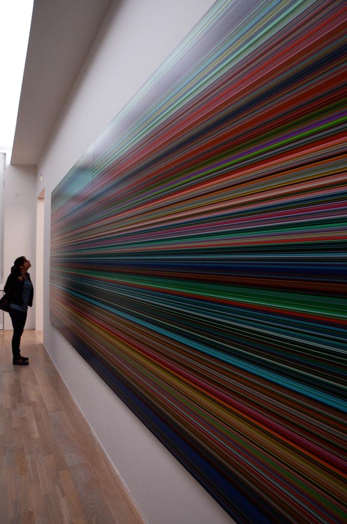 Sala de arte contemporáneo