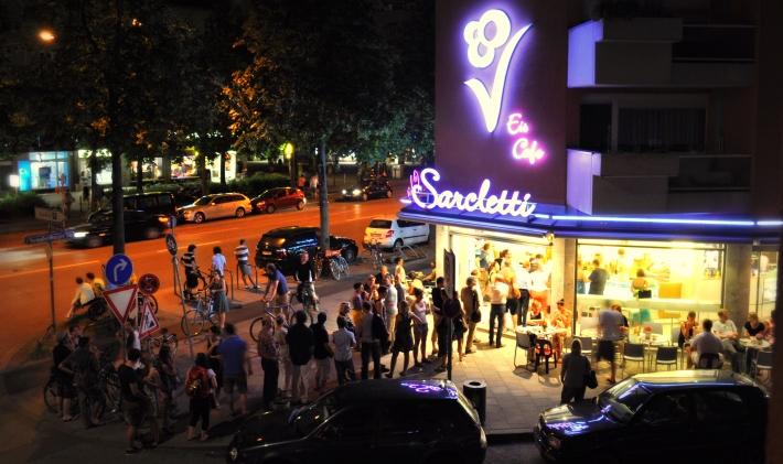 Sarcletti, un miércoles a las 22:30h | Fuente propia ©