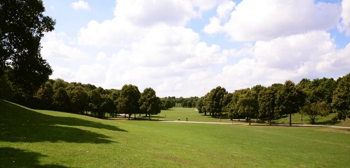 Panorámica del Westpark (parte oeste)