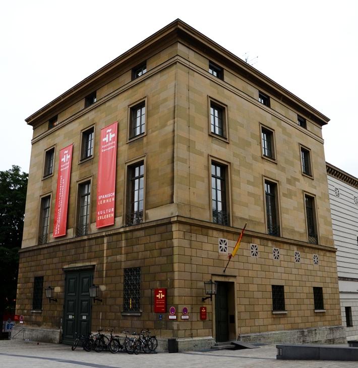 El Cervantes de Múnich