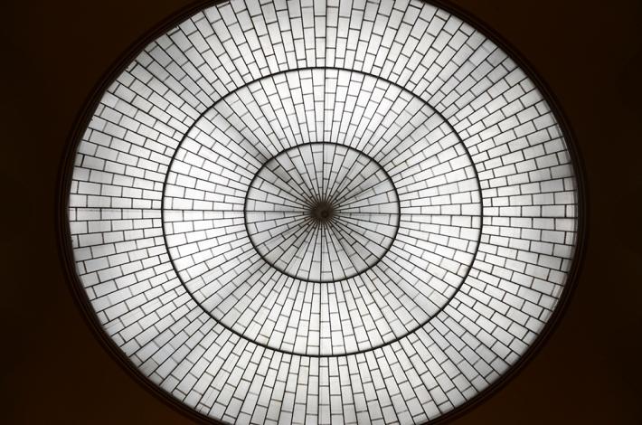 La cúpula vista desde dentro