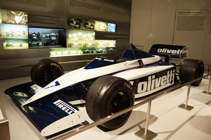 Fórmula 1 de los 80