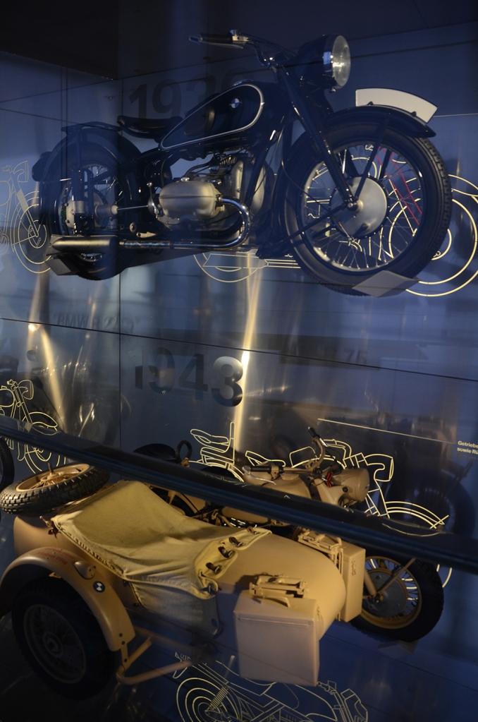 Moto y sidecar