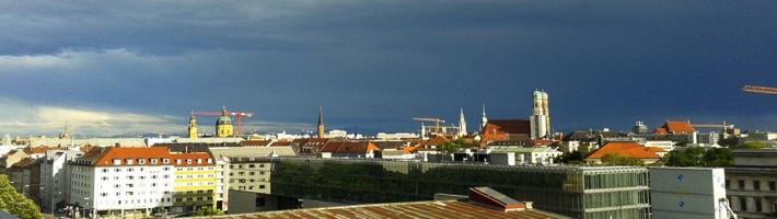 Vista panorámica desde el Vorhoelzer. /MARTA MONTALVO