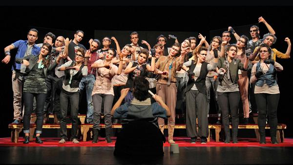 Instante de 'Operetta' de Cor de Teatre. /COR DE TEATRE