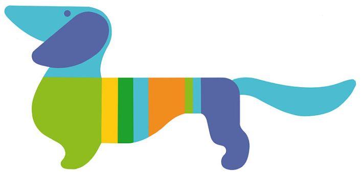 Waldi, la mascota olímpica del 72