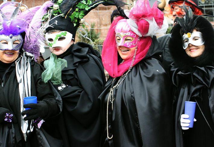 Carnaval en Múnich. / USIEN CC