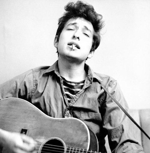 Bob Dylan. /WEB OFICIAL BD