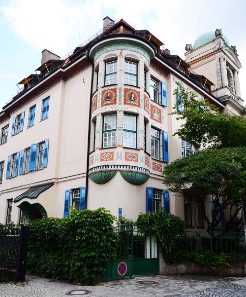 Palacete en Georgenstrasse
