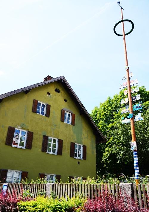 Maibaum de Schwabing