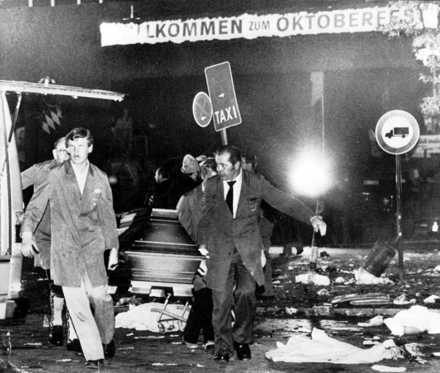 Resultado de imagen de el de laOktoberfestde Munich, el 26 de septiembre de 1980