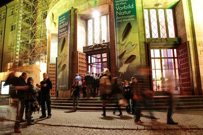 El Deutsches Museum abrirá de noche. / VIVI D'ANGELO LNMM