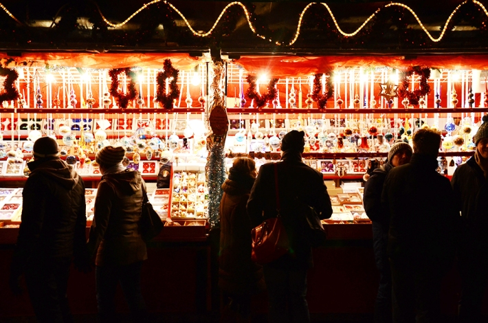 Mercadillo navideño de Marienplatz