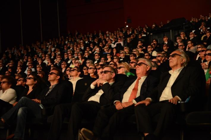 Proyección del festival de 2014. /FILMFEST MÜNCHEN