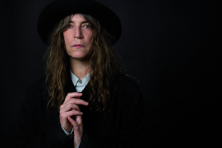 Patti Smith. / TOLLWOOD