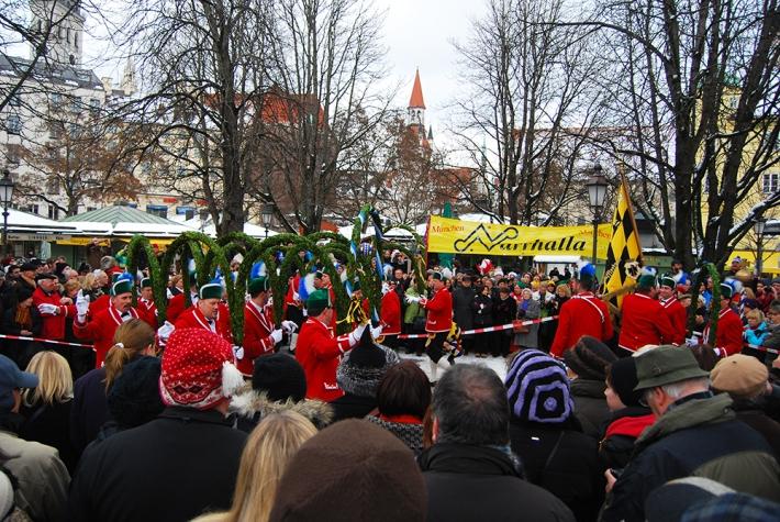 danza toneleros, schäfflertanz, múnich, münchen, tradiciones de múnich