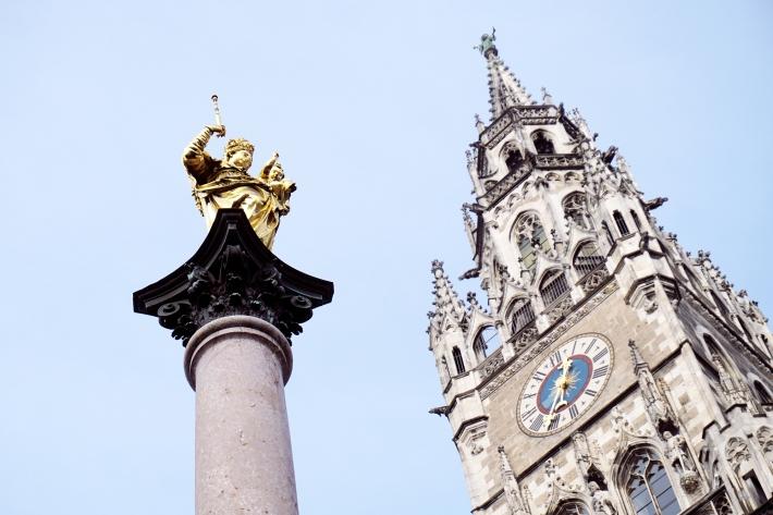 Columna de María de Múnich