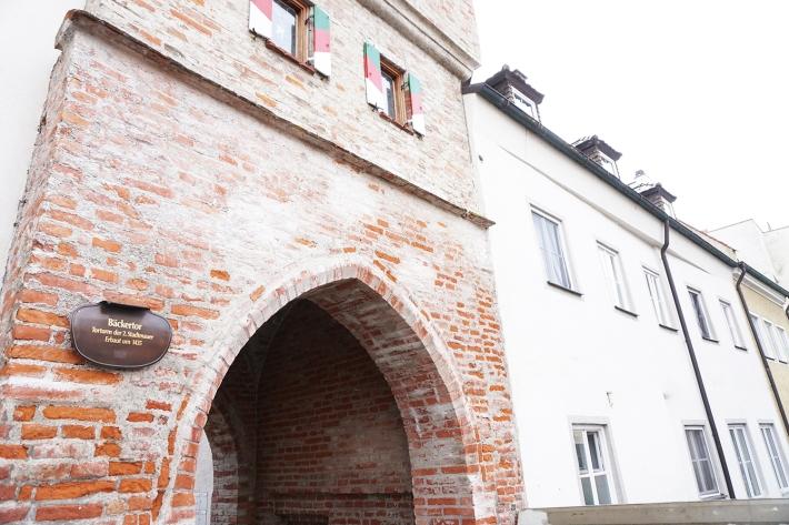 Landsberg am Lech, Bäcker Tor