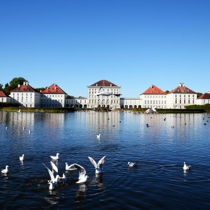 Palacio de Nymphenburg, qué ver en múnich en dos días